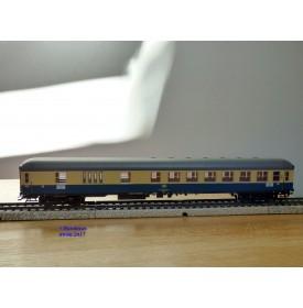 Märklin 43951, voiture  grandes lignes mixte  2 Kl./ fourgon  type BDüms 273   DB   neuf  BO