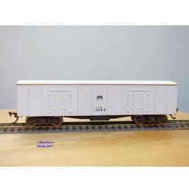 TER  ???, wagon réfrigérant à bogies N° : 10088   JNR   BO