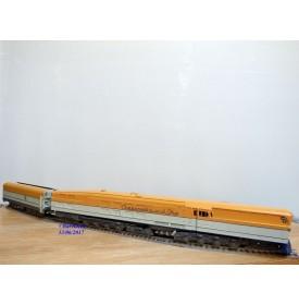 CUSTOM BRASS (NJCB) DE-110 loco diesel Bo Bo EMD BL-2 MONON BO