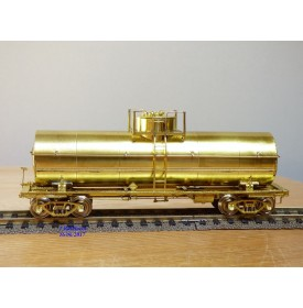 OVERLAND (OMI ) 3313,  wagon citerne à bogies ( ACF Single Dome Insulated Low Pressure Tank Car )  8000 gallons  neuf    BO