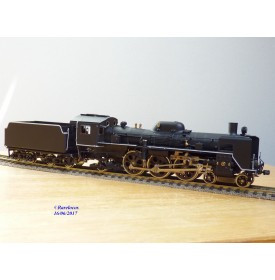 MIYAZAWA  C 57, locomotive Pacific 231 ( 4-6-2 ) class C 57  JNR  BO