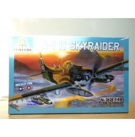 ITALERI 2628,  DOUGLAS A-1 H Skyraider   Neuf    BO   1/48