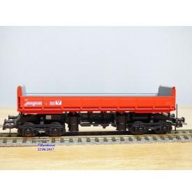 GUTZOLD 44300, wagon basculant ( Schüttgut Kippwagen )  DBAG  Cargo neuf   BO