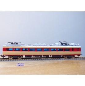 PLAYART ( copie LIMA ) 485, élément central motorisé  rame électromotrice Série 485     JNR