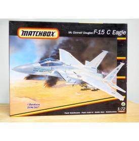 MATCHBOX  40608,  MAC DONNELL DOUGLAS  F-15 C  Eagle  NEUF   BO   1/72