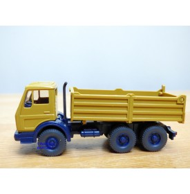 WIKING 16673, camion benne ( Pritschen Kipper )  4*6    MERCEDES BENZ   Neuf  BO  1/87  HO