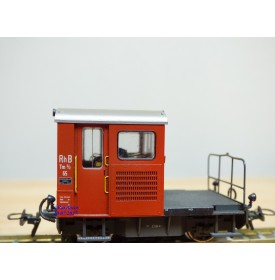Bemo 127365,  tracteur de service Tm II  N° 65   Rhb    BO
