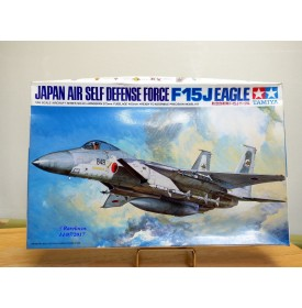 TAMIYA   61030, Mac Donnel Douglas  / Mitsubishi   F15J  Eagle  Japan Self Defense Force  neuf    BO   1/48