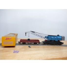 LILIPUT 21003, wagon grue 90 tonnes DB   BO