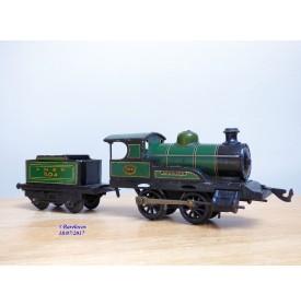 "BING         , loco 020  LNER  ""Achilles ""  N° 504"