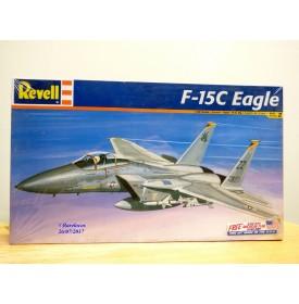 REVELL 85-5823, MAC DONNELL DOUGLAS  F-15C  Eagle   Neuf    BO   1/48