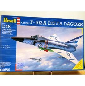 REVELL 04586, CONVAIR  F-102 A   Delta Dagger    Neuf    BO   1/48