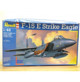 REVELL 04550, Mac Donnell Douglas  F-15 E Strike Eagle   Neuf    BO   1/48