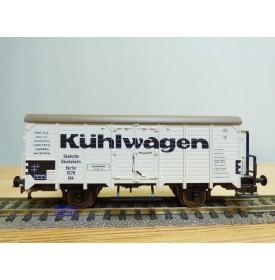 FLEISCHMANN  5346 K,  wagon réfrigérant  à guérite  type Ghk  Kühlwagen  DR   neuf    BO