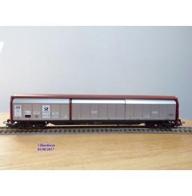 ELECTROTREN 5510,  wagon couvert grande capacité à parois coulissantes  type Habiqss DB ET DB  neuf  BO  RENFE   neuf  BO