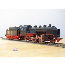 Fleischmann 1350-4, loco 130  Br 24  DB