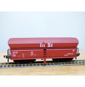 Fleischmann 1489,  wagon trémie  type Fed -  50   DB   neuf   BO