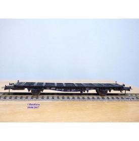 ROCO 46110,  wagon plat  porte conteneur  DB   Neuf  DB  Neuf   BO