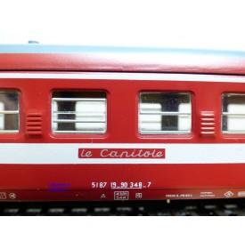MÄRKLIN   4075.2,  rare voiture Capitole 1 Kl.  SNCF BO