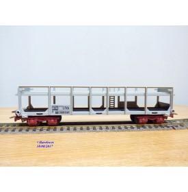 JOUEF  654000, wagon porte autos type Hzf   SNCF  neuf   BO