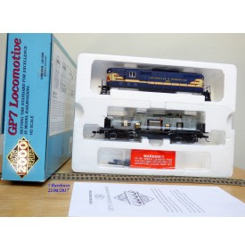 LIFE LIKE Proto 2000  23248,  loco  EMD GP 7 L&N  Louisville and Nashville  neuf  BO