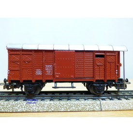Märklin 4605 , wagon couvert  à guérite  type K3  SBB  neuf  BO