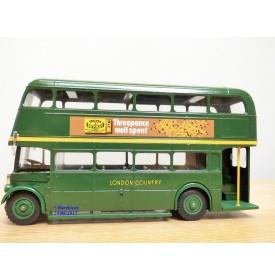 SOLIDO 4404,  autobus  à 2 étages AEC  Country neuf  BO