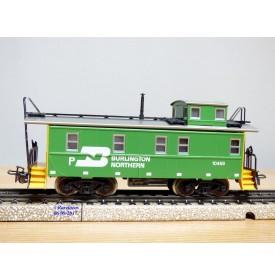 Märklin   4775,  fourgon de queue ( caboose ) américain N° 10469   BN   neuf  BO
