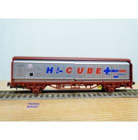 ELECTROTREN 1490K, wagon couvert  à parois coulissantes  RENFE     neuf   BO