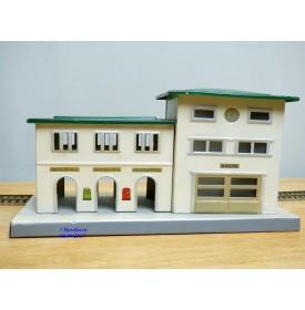 FEM 0038, petite gare HO