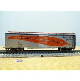 Märklin   4571, wagon couvert ( boxcar )  WESTERN PACIFIC Neuf  BO