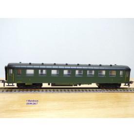 FLEISCHMANN 1526, voiture  type B8myfi   2 Cl.  SNCF  neuf   BO