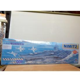 TRUMPETER 05201,  porte avion nucléaire NIMITZ  Neuf   BO  1/500