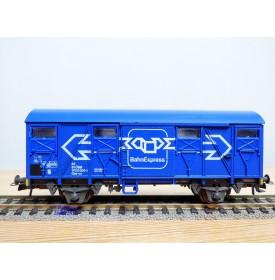 Roco 46417,  wagon couvert  type Gss-vx Bahn Express   ÖBB    neuf   BO