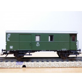 MÄRKLIN 46982, fourgon marchandise type Pwgs 41    DB  neuf   BO