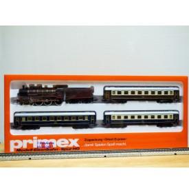 PRIMEX ( Märklin )  2701, coffret Orient Express   SNCF / CIWL   Neuf   BO