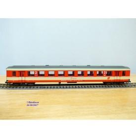 "ROCO 44488, voiture grandes lignes  2 Kl. type Bp    "" Jaffa ""  ÖBB   neuf   BO"