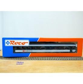 ROCO 44472, voiture grandes lignes à couloir central  type B  2  Kl.   SBB   neuf  BO