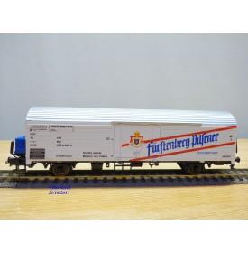 Roco 4339D, wagon couvert  réfrigérant  Fürstenberg Pilsner  DB  neuf    BO