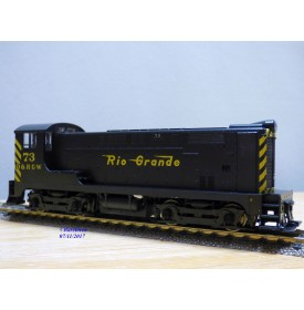 STEWART HOBBIES 4813, loco diesel de manoeuvre ( switcher )  BoBo  Baldwin DS 4-4-1000 Lehigh Valley  Neuf  BO