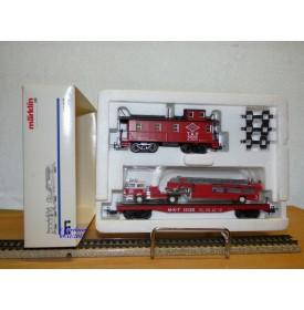 Märklin 4580, coffret de 2 wagons  US   150 Jahre Texas 2    neuf    BO