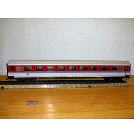 Märklin 4285, voiture  grandes lignes InterCity type Avmz 111 1 Kl. type B4ü   DB  neuf    BO