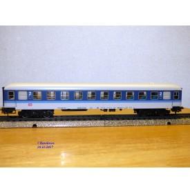 Märklin 4032.10, voiture  grandes lignes InterRegio  2 Kl. type Bim 263   DB   BO