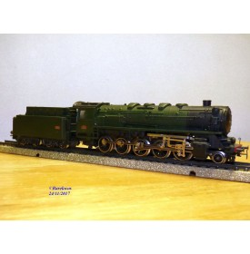 MÄRKLIN 3046, loco Decapod 150 X 29 SNCF