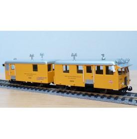 Overland Models ( OMI ) 4310 . 1  voiture d'inspection des rails Milwaukee Road  BO