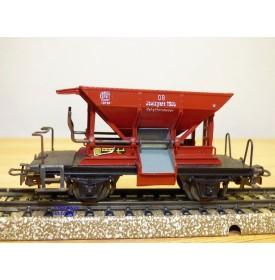 MÄRKLIN   315 . 1,  wagon trémie  pour ballast  DB   BO
