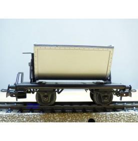 Märklin 4513.5, wagon benne basculante   grise   DB