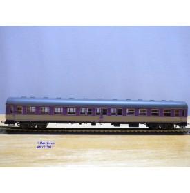 RÖWA 3027, fourgon postal   type Bctüm 256    DB   neuf   BO