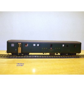 ROCO 44332 / 4240,  fourgon  grandes lignes   type D   SBB      BO