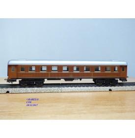 PRIMEX ( Märklin )  4191,   voiture lits   CIWL  brune   Orient Express